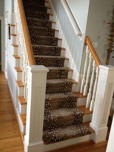 Antelope Stair Runner Decor Carpet Stairs Staircase Runners Foyer