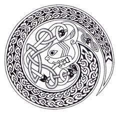 Some Of The More Recent Celtic Designs That Ive Done Snake