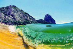 Se baigner dans une eau transparente I #Bresil I