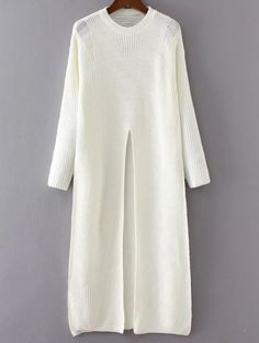 $20.20 for Front Slit Long Sweater