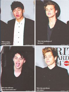 5 Seconds of Summer I love this with so much passion