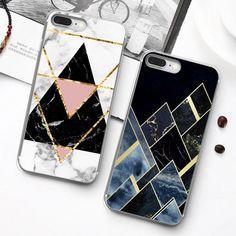 iPhone 7 Plus Case Marble iPhone X 6 7 8 Plus Fundas Iphone 6 S Plus, Iphone 8, Diy Iphone Case, Silicone Iphone Cases, Marble Iphone Case, Marble Case, Coque Iphone, Iphone Phone Cases, Iphone Cases Disney