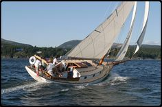 Sail Acadia - Reservations