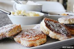 Desert Recipes, Baking Recipes, French Toast, Sweet Treats, Deserts, Sweets, Candy, Breakfast, Food
