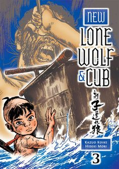 New Lone Wolf and Cub Volume 3 TPB