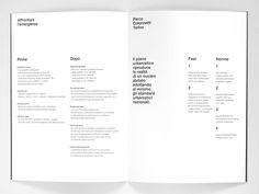 Piano M  Art Direction - Layout 2013