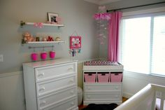 Cute dresser & changing table