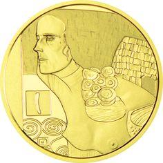 50 Euro Gold Judith II PP, 986/1000 Gold