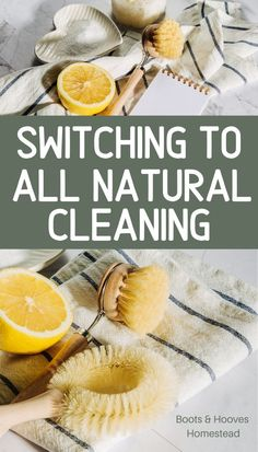 Making the switch to all natural cleaning products. How to DIY your own cleaning products. Plus, where to buy the top rated natural products and supplies. products Getting Started with Natural Cleaning Products Green Cleaning Recipes, Natural Cleaning Recipes, Cleaning Hacks, Cleaning Supplies, All Natural Cleaning Products, Homemade Cleaning Products, Natural Products, Household Products, House Smell Good