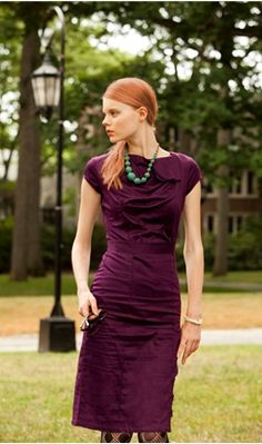 Modest and stylish...and purple!!!