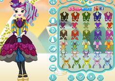 VestirEverAfterHigh.com - Juego: Legacy Day Madeline Hatter - Jugar Juegos Gratis Online