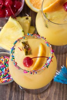 This Cake by the Ocean Cocktail is an easy single serve or party punch recipe! Cake vodka, coconut rum, pineapple and orange mix to make cake by the ocean! Sweet Cocktails, Vodka Cocktails, Easy Cocktails, Cocktail Recipes, Drink Recipes, Cocktail Drinks, Party Drinks, Fun Drinks, Mixed Drinks