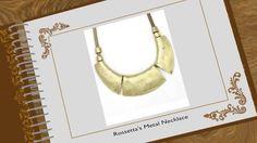 Drool-worthy Jewellery [VIDEO] - created using www.picovico.com