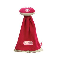 Abalynn needs a new lovey 49ers Baby Blankets
