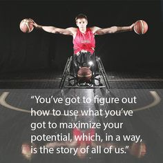 Nothing is out of reach for Canada's wheelchair basketball stars.
