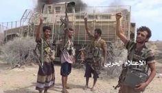 Noticia Final: Em imagens: combatentes tribais Houthis capturam v...