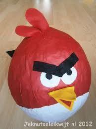 surprise maken angry bird