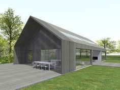 Image result for okna kolankowe nowoczesna stodoła