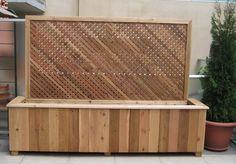 Wheelchair accessible garden bed planter box from ...