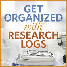 Organize Your Genealogy with Research Logs | ShopFamilyTree