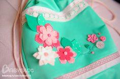Рюкзачок для принцесски)