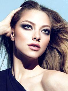 Cle De Peau makeup ad....gorgeous makeup!