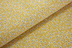 Květinová kolekce - modrá žlutá Crazy Patchwork 809c243fa87