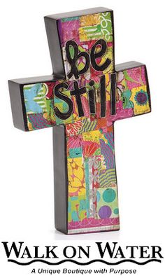 #Gift #Cross at #WalkonWater in #LakeMary #demdaco
