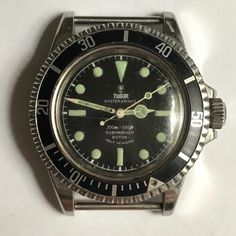 Tudor Rolex Submariner 7928 1964