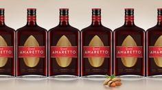 TheBestPackaging.ru – Grand Amaretto - ликер от ARMBRAND