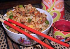 Teriyaki Tri-Tip & Vegetable Fried Rice