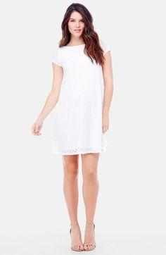 ingrid u0026 isabel lace shift maternity dress cute maternity shower