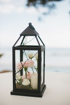Romantic outdoor wedding on the shores of Maui: http://www.stylemepretty.com/2014/06/20/romantic-outdoor-wedding-on-the-shores-of-maui/ | Photography: http://braun-photography.com/