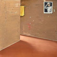 Matthias Weischer - Untitled (2002)