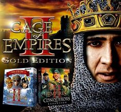 So hyped for the release of the gold edition of Cage of Empires II