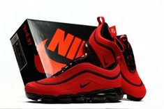 low priced 1f9f6 1c9d8 Nike Air Vapormax University RedBlack fashion clothing shoes  accessories