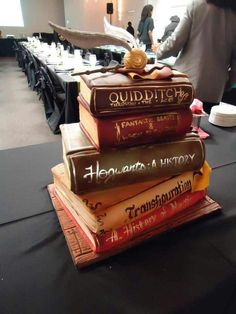 Harry Potter cake.