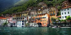 Lac de come, #italie #voyage