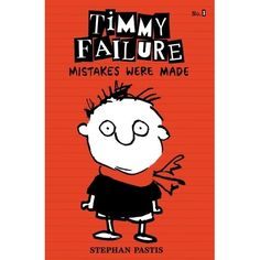 "Meet ""detective"" Timmy Failure, star of the kids' comedy of the year. Created by New York Times best-selling cartoonist Stephan Pastis.Ta..."