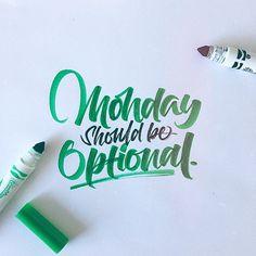 Monday | David Milan