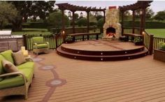 Over 110 Different Deck Design Ideas. http://pinterest.com/njestates/deck-ideas/