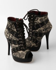 Iron Fist Lovelace Bootie