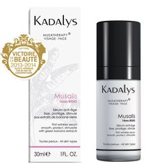 Kadalys Protective Wrinkle Serum/Age Defying