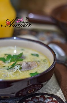 chorba beida 2 Cheeseburger Chowder, Good Food, Food And Drink, Cooking, Pizza, Illustrations, Top, Cream Soups, Cooker Recipes