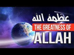 عظم الله في قلبك | Honor Allah in Your Heart - YouTube