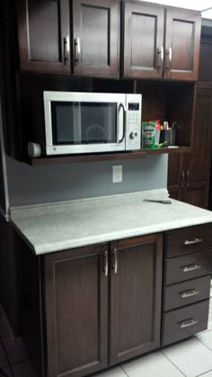 DIY project in my home. Brought my kitchen to the modern age.  This tune up was done very cheap and easy! visit diybrett.weebly.com and see for yourself you won't regret it.