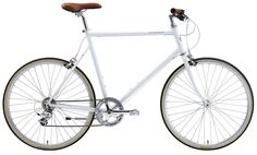Tokyo bikes. Simple. Cool. I want one.
