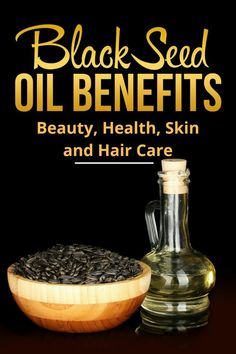 Black Seed Oil is beneficial for beauty, health, skin and hair care #blackseedoil #benefits #beauty #health #skincare #haircare Beauty Hacks Skincare, Beauty Tips For Skin, Grass Seed Types, Black Seed, Oil Benefits, Medicinal Herbs, Active Ingredient, Herbal Medicine, Seed Oil