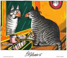 Kliban's Cats