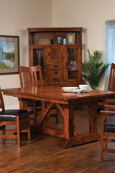 28 best single pedestal amish tables amish touch images amish rh pinterest com